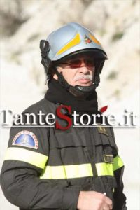 Mario Di Giorgio, il Vigile del Fuoco superstite dell'esplosione alla Asbit Supergas