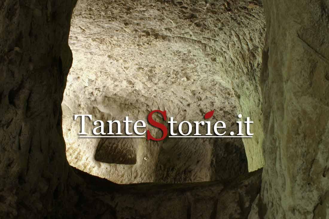 Le grotte della valle di San Pietro Infine