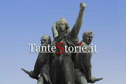 Il monumento di Fiume ai Partigiani