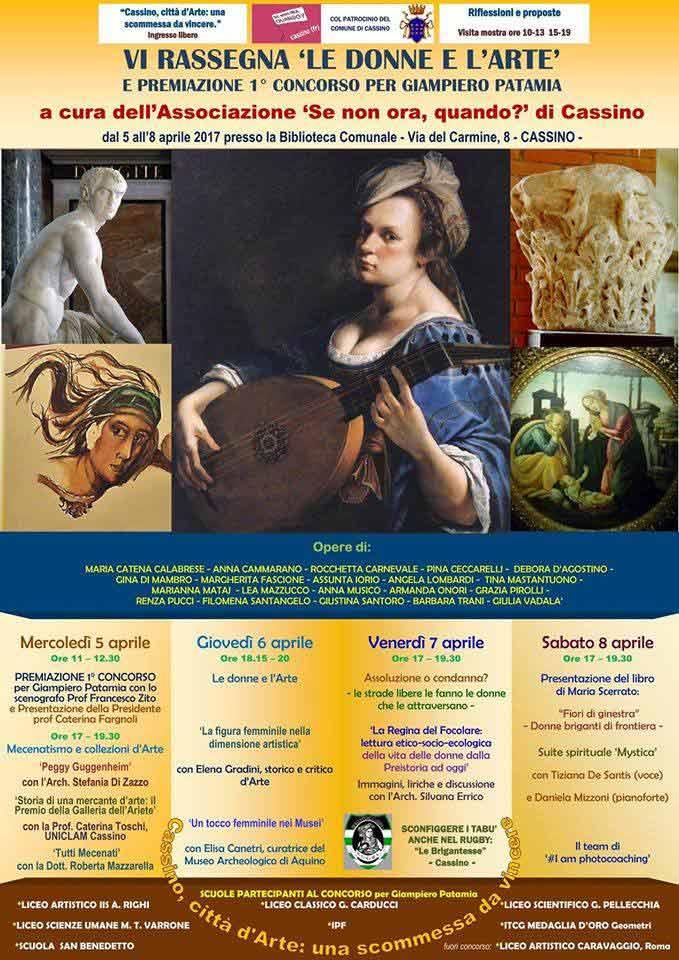 Le donne e l'arte
