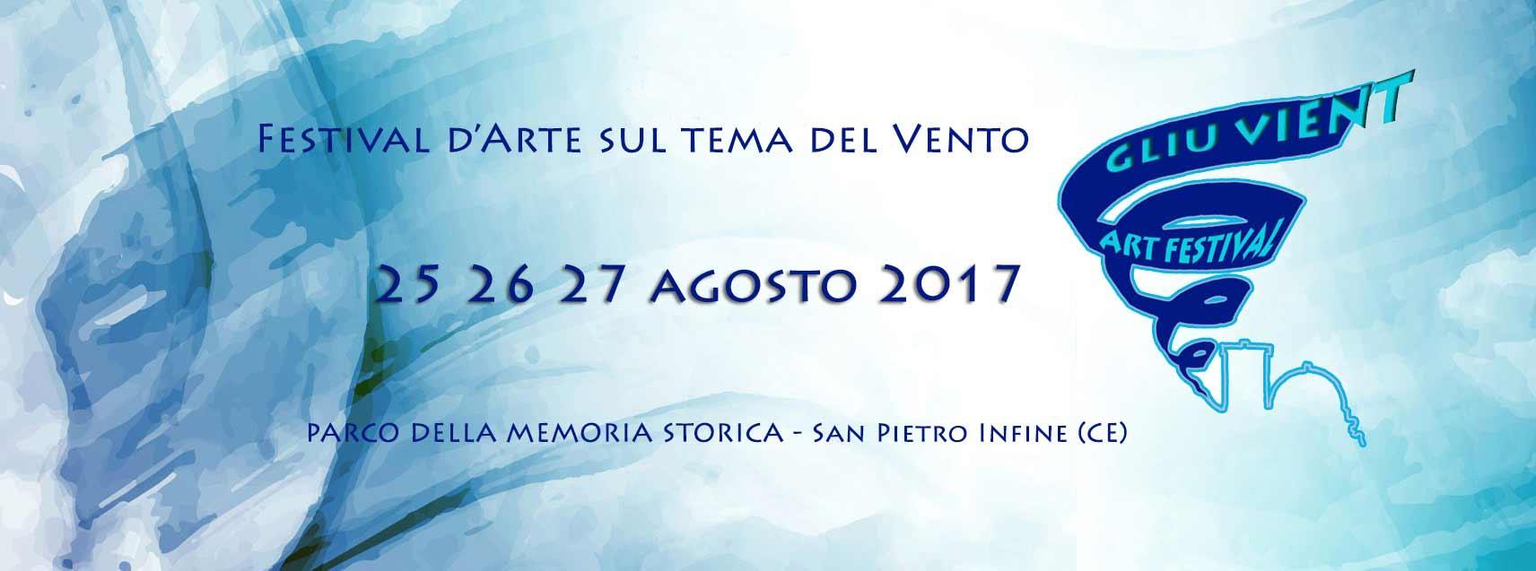 """Festival d'arte """"Gliu Vient"""""""