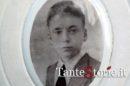Livio Valente, fucilato a 18 anni nel giorno di Natale del 1943