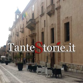 Il centro storico di Castellammare del Golfo