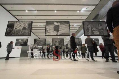 La mostra al Maxxi di Letizia Battaglia
