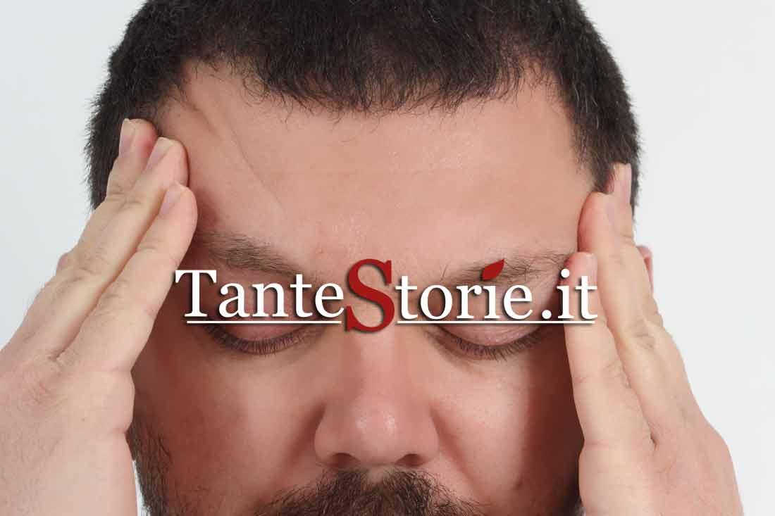Mal di testa for Mal di testa da cervicale quanto puo durare