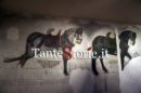 Enrico e i suoi cavalli: gli affreschi di Castello Pandone